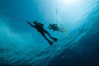 deep dive-scuba diving crete chania